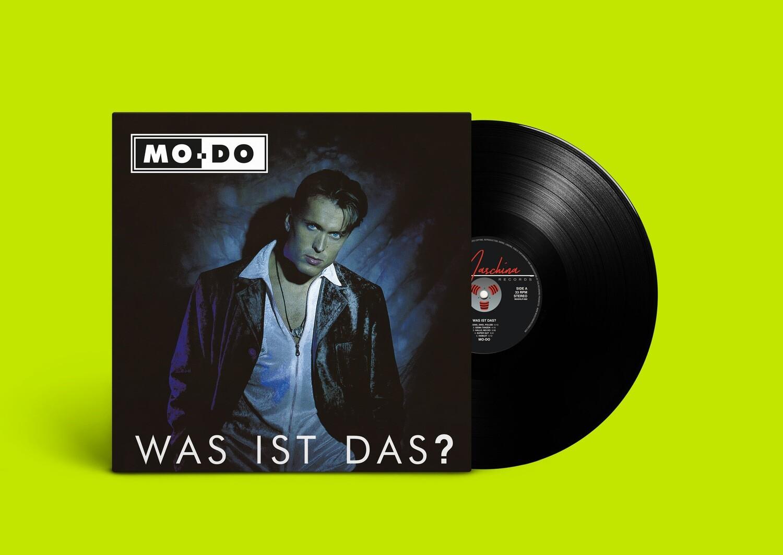 [PREORDER] LP: Mo-Do — «Was Ist Das?» (1995/2020) [Limited Black Vinyl]