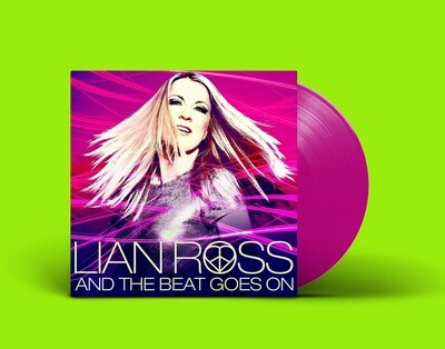 [PREORDER] LP: Lian Ross — «And The Beat Goes On» (2016/2020) [Limited Purple Vinyl]