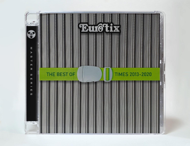 CD: Eurotix — «The Best Of Times: 2013-2020» (2020) [2CD]
