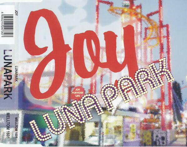 CD: JOY — «Lunapark» (2017)