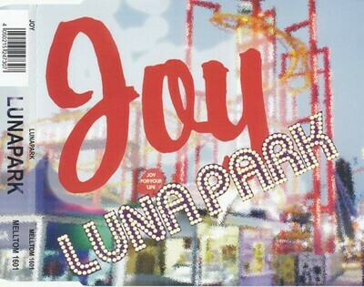 CD: JOY — «Lunapark» (2017)