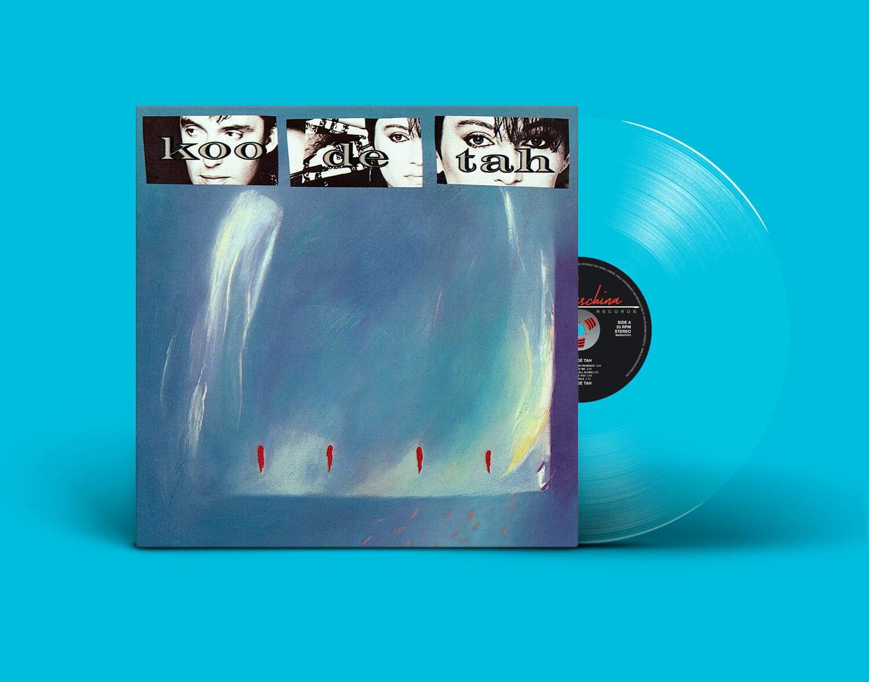 [PREORDER] LP: Koo Dé Tah — «Koo Dé Tah» (1986/2021) [Ultra Clear Vinyl]