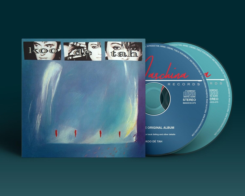 CD: Koo Dé Tah — «Koo Dé Tah» (1986/2021) [2CD Expanded Edition]
