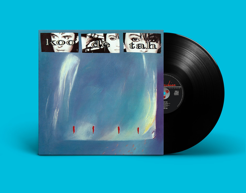 [PREORDER] LP: Koo Dé Tah — «Koo Dé Tah» (1986/2021) [Black Vinyl]