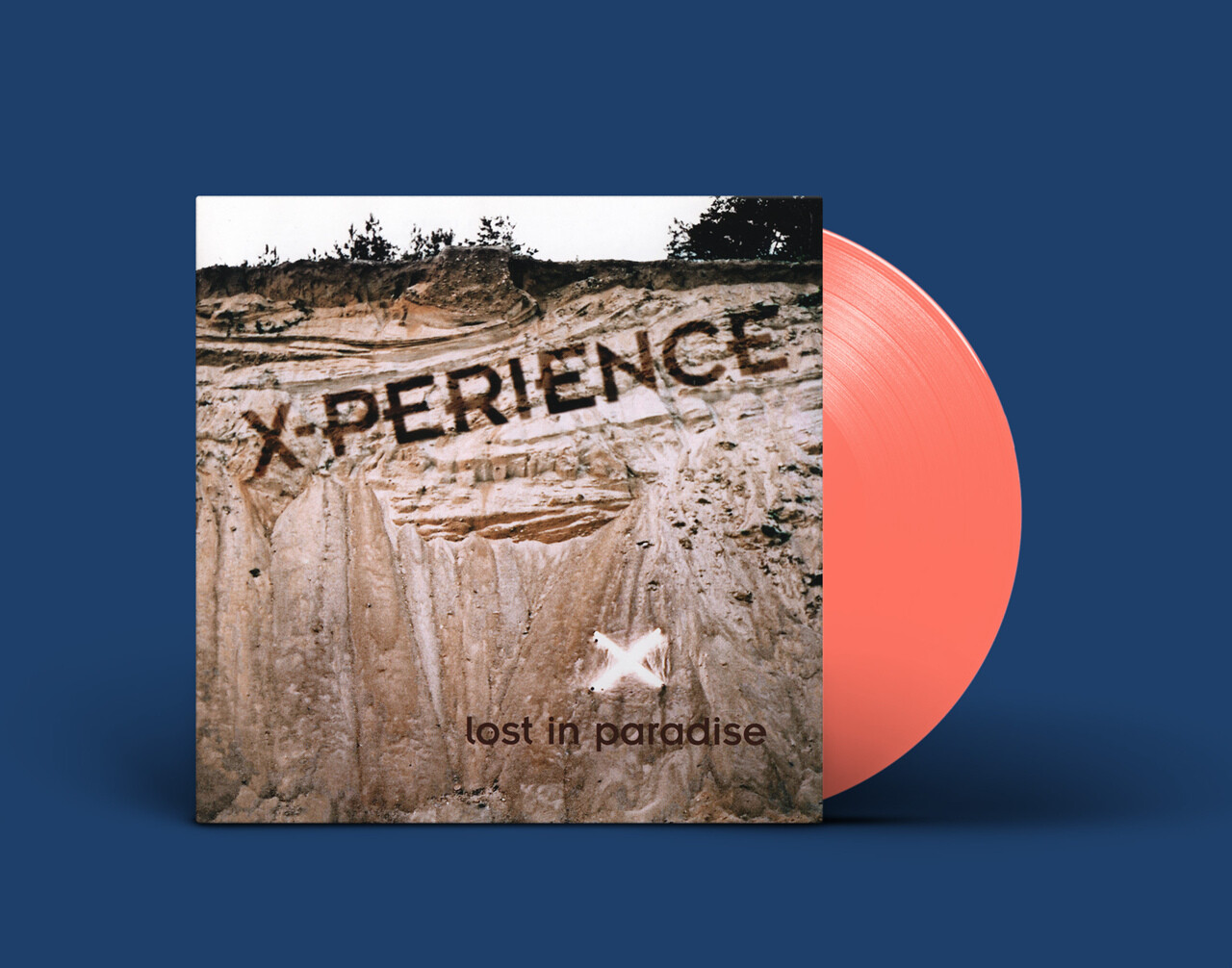 [PREORDER] LP: X-Perience — «Lost In Paradise» (2006/2021) [Limited Pink Vinyl]