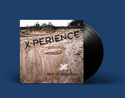 [PREORDER] LP: X-Perience — «Lost In Paradise» (2006/2021) [Black Vinyl]