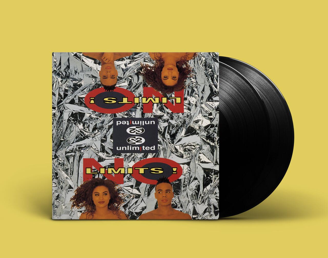 [PREORDER] LP: 2UNLIMITED  — «No Limits!» (1993/2021) [2LP Black Vinyl]