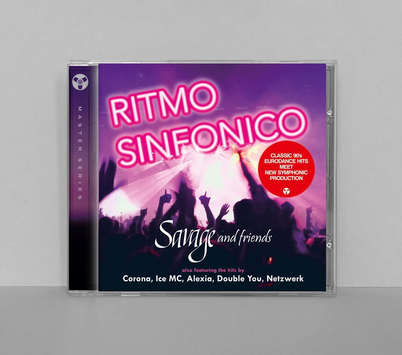 CD: Savage — «Ritmo Sinfonico» (2020)