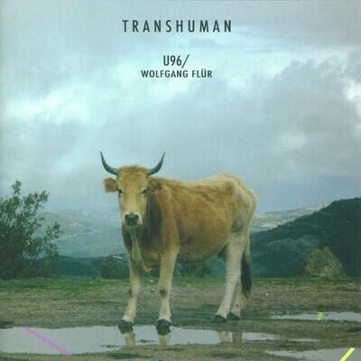 LP: U96 / Wolfgang Flür — «Transhuman» (2020) [2LP Red Vinyl Deluxe Edition]