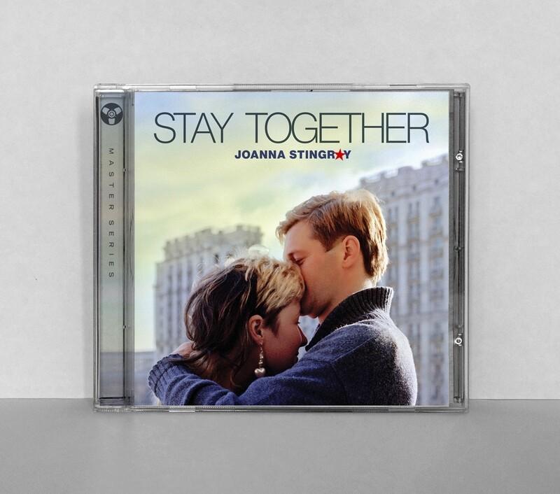 CD: Joanna Stingray — «Stay Together» (2021)