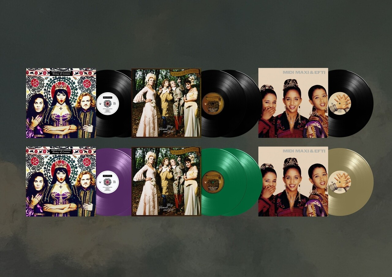 Army Of Lovers — «AOL Bundle»