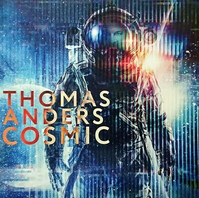 LP: Thomas Anders — «Cosmic» (2021) [2LP Gatefold Sleeve]