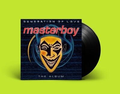 [PREORDER] LP: Masterboy — «Generation Of Love» (1995/2021) [Black Vinyl]