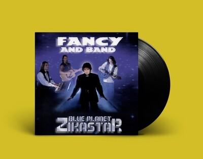 [PREORDER] LP: Fancy — «Blue Planet Zikastar» (1995/2021) [Black Vinyl]