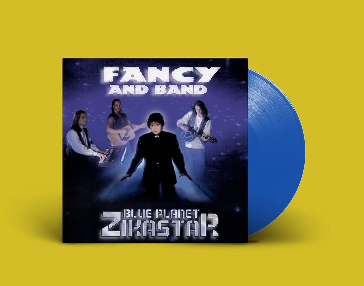 [PREORDER] LP: Fancy — «Blue Planet Zikastar» (1995/2021) [Limited Blue Vinyl]