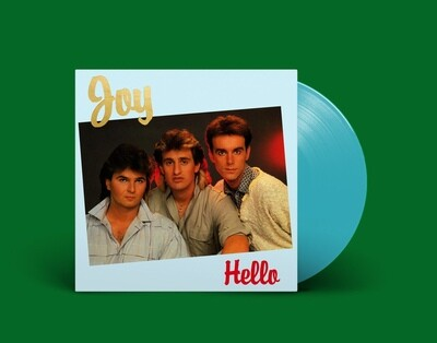 [PREORDER] LP: Joy — «Hello» (1986/2021) [Blue Vinyl]