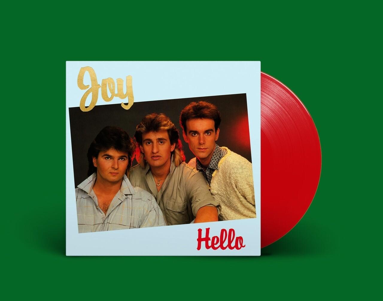 [PREORDER] LP: Joy — «Hello» (1986/2021) [Red Vinyl]