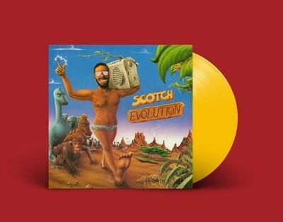 [PREORDER] LP: Scotch — «Evolution» (1986/2021) [Yellow Vinyl]