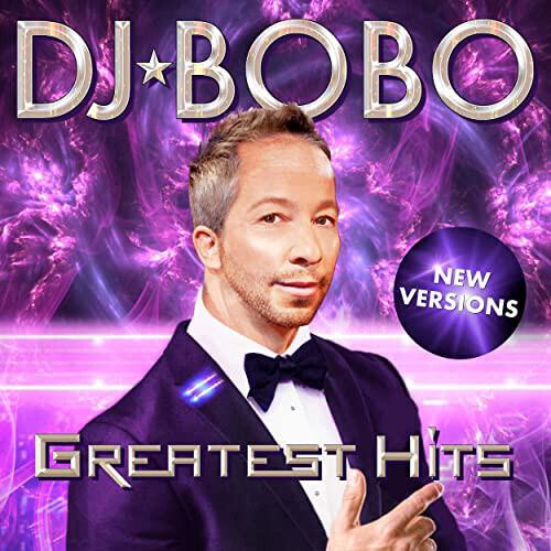"DJ BOBO ""GREATEST HITS"" 4LP COMPILATION"