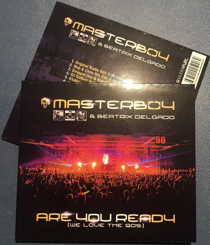 Masterboy & Beatrix Delgado – Are You Ready (We Love The 90s)