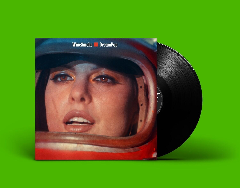 [PREORDER] LP: WineSmoke — «DreamPop» (2021) [Black Vinyl]