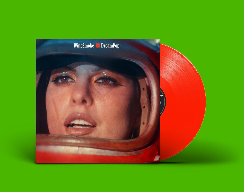 [PREORDER] LP: WineSmoke — «DreamPop» (2021) [Limited Coloured Vinyl]