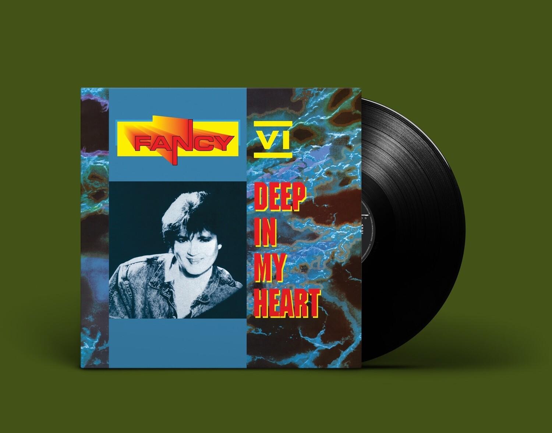 [PREORDER] LP: Fancy  — «Six: Deep In My Heart» (1991/2022) [Black Vinyl]