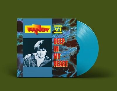 [PREORDER] LP: Fancy  — «Six: Deep In My Heart» (1991/2022) [Limited Blue Vinyl]