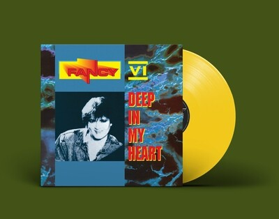 [PREORDER] LP: Fancy  — «Six: Deep In My Heart» (1991/2022) [Limited Yellow Vinyl]