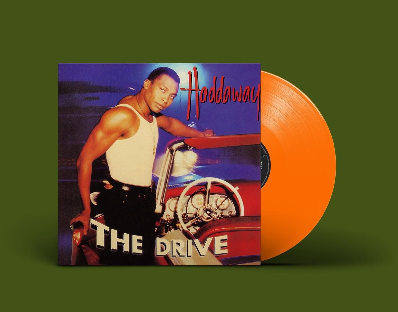 [PREORDER] LP: Haddaway — «The Drive» (1995/2022) [Limited Orange Vinyl]