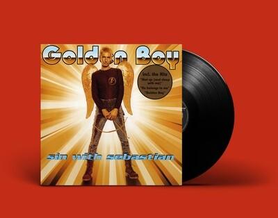 [PREORDER] LP: Sin With Sebastian — «Golden Boy» (1995/2022) [Black Vinyl]
