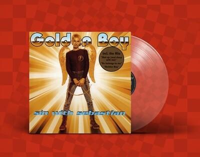 [PREORDER] LP: Sin With Sebastian — «Golden Boy» (1995/2022) [Ultraclear Vinyl]