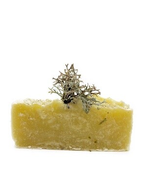 Мыло с цетрарией