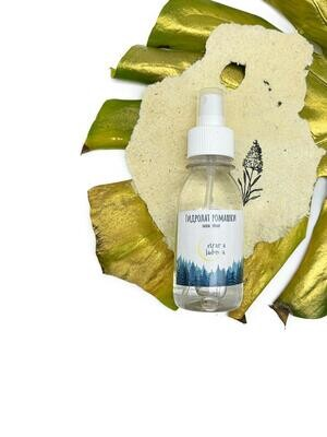 Гидролат ромашки — очищающий и успокаивающий тоник (100 мл)