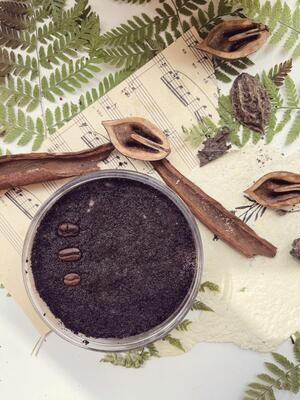 Кофейный скраб — бережное очищение лица и тела