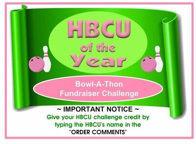 Ivy Bowl A Thon - HBCU Challenge ( $52+ trx fee)