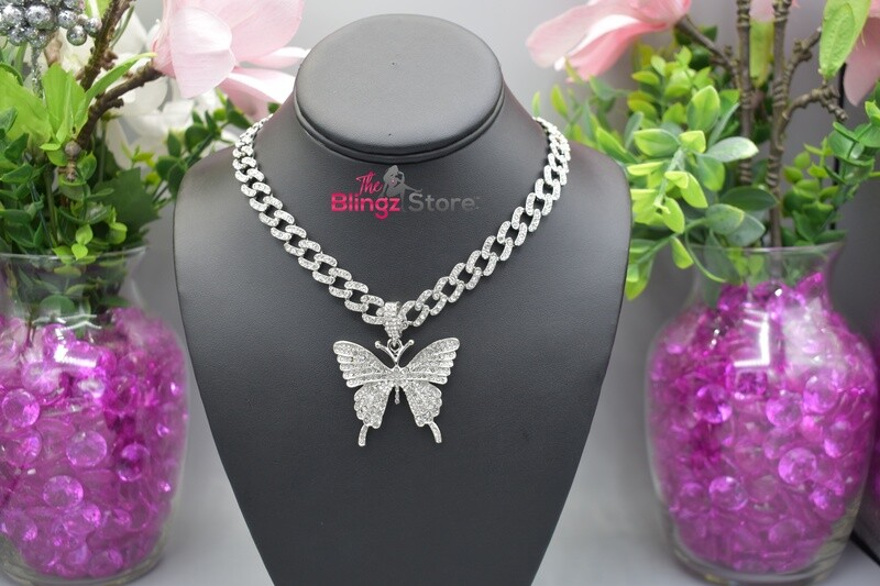 All About the Flutter - Silver