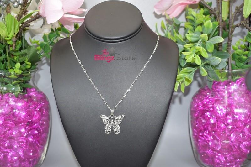 Monarch Vibe - Silver