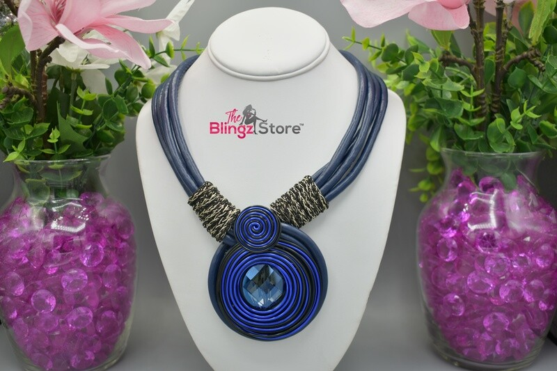 Okoye - Blue