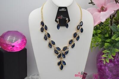 The Daliah - Blue