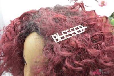 Blessed - Silver