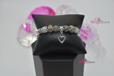 Cupid Charm - Silver