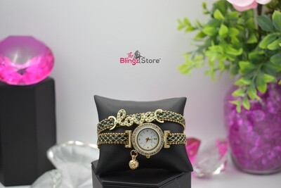 Love Watch- Black