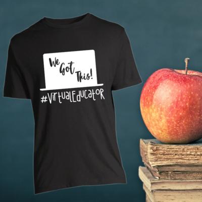 Virtual Educator T-Shirt