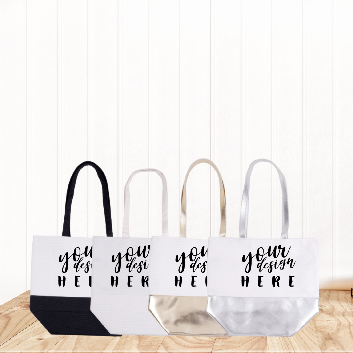 Customized Canvas Totes
