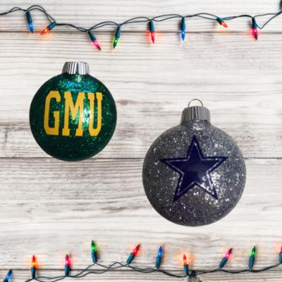 Customizable Ornaments
