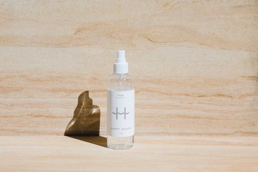 Surface and Hand Sanitising Spray
