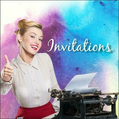 Invitation Designs
