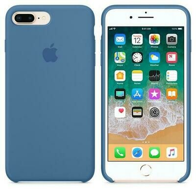 iPhone 6 / 6s Silicone Case Azul