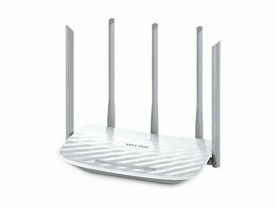 Router TP-Link Archer C60 AC1350 Inalámbrico